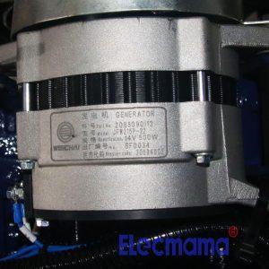 Weichai alternator JFWZ15P-22