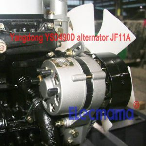 Yangdong YSD490D alternator JF11A