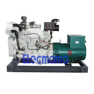 120kw Cummins marine auxiliary diesel generator set