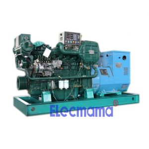 150kw Yuchai marine auxiliary diesel generator set