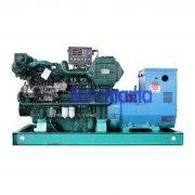 160kw Yuchai marine auxiliary diesel generator set