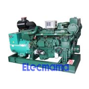 200kw Yuchai marine auxiliary diesel generator set