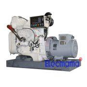 24kw Cummins marine auxiliary diesel generator