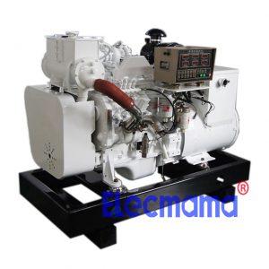 40kw Cummins marine auxiliary diesel generator set