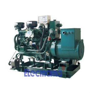 40kw Yuchai marine auxiliary diesel generator set