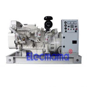 50kw Cummins marine auxiliary diesel generator set