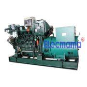 50kw Yuchai marine auxiliary diesel generator set