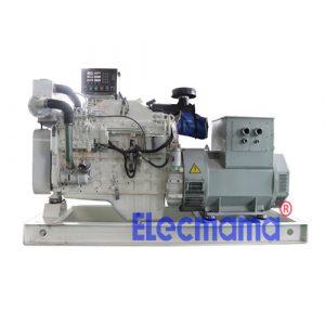 64kw Cummins marine auxiliary diesel generator set