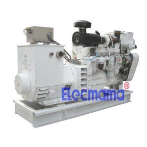 90kw Cummins marine auxiliary diesel generator set