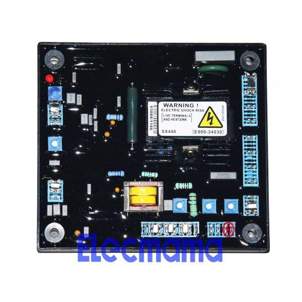 AVR SX440 automatic voltage regulator