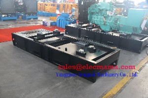 Generator Fuel Tank, Base Mounted Fuel Tanks for Industrial Generators, generator sub-base fuel tank