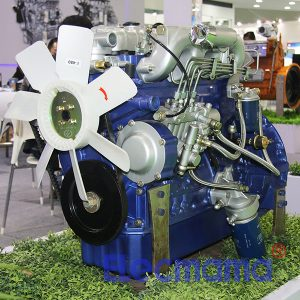 Y4102ZLD Yangdong diesel engine