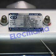 YD480D Yangdong diesel engine nameplate