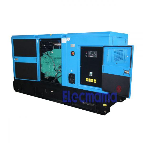150kw Cummins diesel generator silent type -2