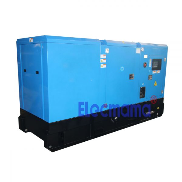 150kw Cummins diesel generator silent type -4