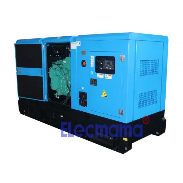 150kw Cummins diesel generator silent type -5