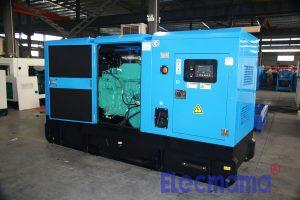 silent 150kw Cummins diesel generator