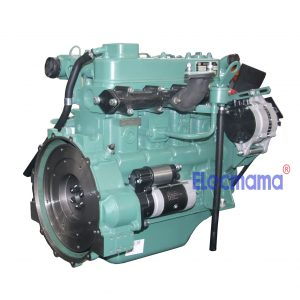 4DW91-29D FAW diesel engine for genset