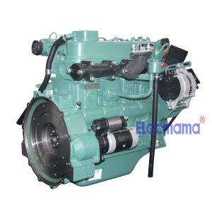 4DW91-29D FAW diesel engine for genset
