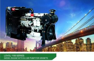 LOVOL 1100 Series Diesel Engines