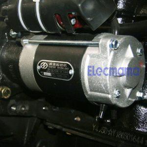 Yangdong Y495D starter motor