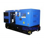 silent Cummins diesel generator -3