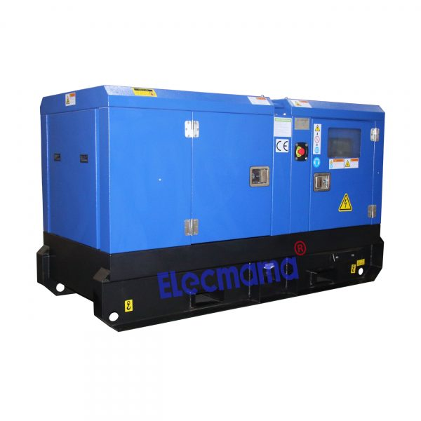silent Cummins diesel generator -4