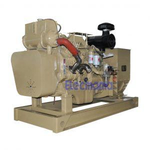 150kw Cummins marine auxiliary diesel generator set