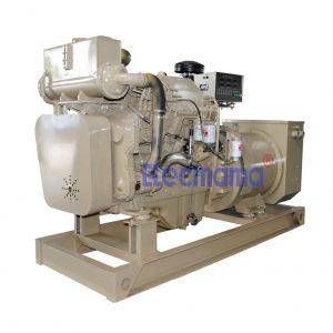 180kw Cummins marine auxiliary diesel generator set