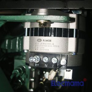 FAW 4DX22-50D alternator