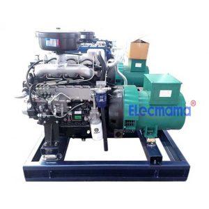 20kw Weichai marine auxiliary diesel generator set