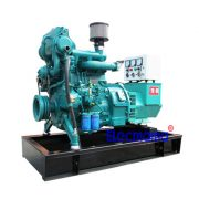 24kw Weichai marine auxiliary diesel generator set -1