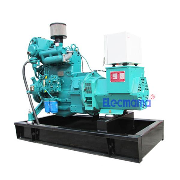 24kw Weichai marine auxiliary diesel generator set -3