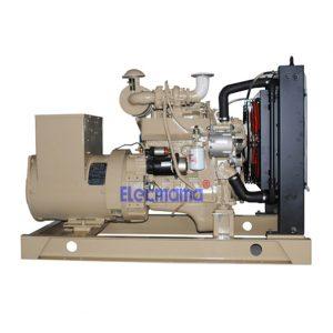 4BTA3.9-GM47 30kw Cummins marine emergency diesel generator