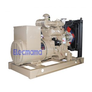 4BTA3.9-GM47 40kw Cummins marine emergency diesel generator