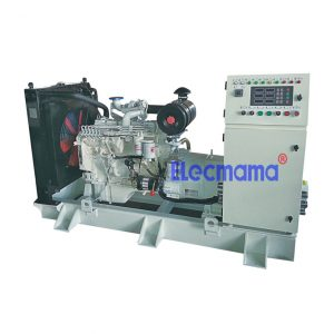 6BT5.9-GM83 Cummins marine emergency diesel generator