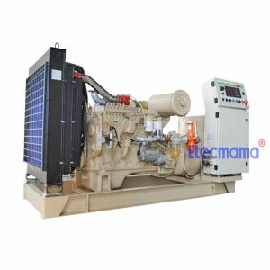 6CTA8.3-GM155 120kw Cummins marine emergency diesel generator