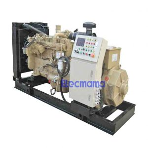 6LTAA8.9-GM200 150kw Cummins marine emergency diesel generator
