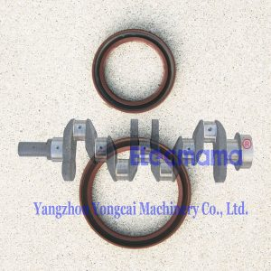 Yangdong YD480D crankshaft front seal and YD480D crankshaft rear seal