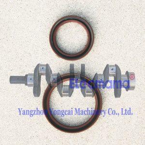 Yangdong YD480D crankshaft front seal and YD480D crankshaft rear seal