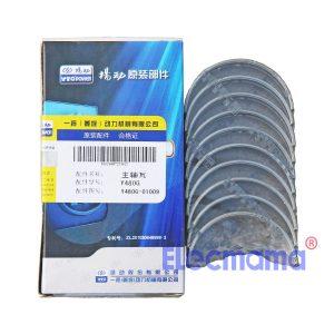 Yangdong YD480D crankshaft main bearings