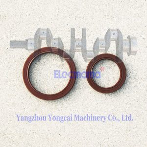 Yangdong YD4KD crankshaft front seal and YD4KD crankshaft rear seal
