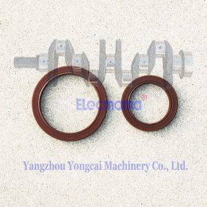 Yangdong YD4KD crankshaft front seal and YD4KD crankshaft rear seal