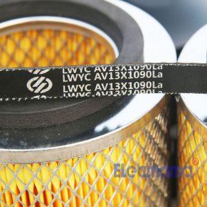 Yangdong YND485D engine belt
