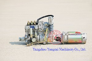 1003TG Lovol fuel injection pump and 1003TG Lovol starter motor