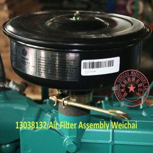 13038132 Air Filter Assembly Weichai D226B-3D