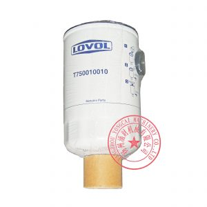 Lovol 1003TG fuel filter T750010010