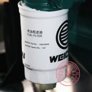 Weichai engine fuel filter 1000700909