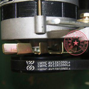 YD385D Yangdong diesel engine belt