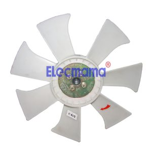 Yangdong YSD490D cooling fan blade